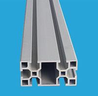 High quality aluminum frame glass door parts and window frame