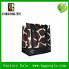 140g durable pp woven lamination travel handle bag