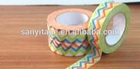 Decorative Japanese Washy Tape Wholesale For Kids