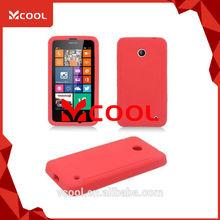 Z1159 GRIP SOFT SILICONE GEL SKIN CASE For Lumia 635/630