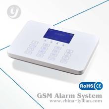 Wireless Autodialler Phone Burglar Home House Alarm Wireless Solar Siren LYD-118