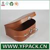 Custom paper packaging box cardboard luggage