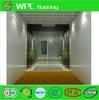fire retardant factory price wpc solid wood plastic composite decks