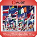 ao ar livre da bandeira nacional