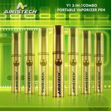portable dry herb vaporizer 2014 new arrival electronic cigarette original Airistech vaporizer popular vaporizer pen