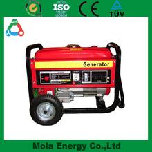 3KW controle remoto 5KW gerador da gasolina