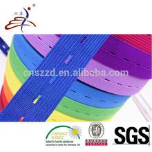 buttonhole adjustable waist band elastic