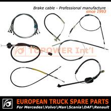Auto car accessory brake cable for trucks