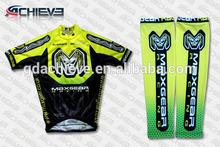 Cycling arm warmer sleeves match cycling wear customized arm sleeve