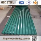 Prepainted Galvanized Corrugated Steel Roof Sheet