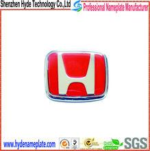 custom brand name car emblem, die casting ABS car emblem
