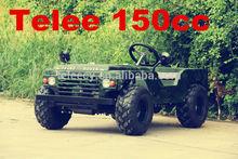 China Zhejiang mini jeep willys 150cc 4 wheeler atv for adults