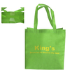 Handle style Non woven fabric Fashion shopping bag