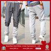 mens two color pant men's grey and black pant design pants for man