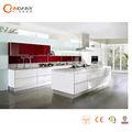 Rose red armário da cozinha moderna projetos, armário de cozinha maçanetas e puxa