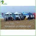 hongyi precio directo de fábrica de tela de oxford plegable tienda de la playa