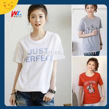 Wholesale custom The latest designed popular round-neck bangkok t-shirt manufacturer from China