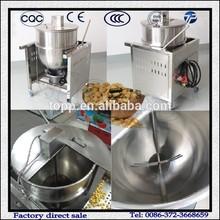 Cheap Caramel Commercial Kettle Big Popcorn Machine