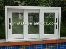 made in china pvc house sliding window pictures for container house