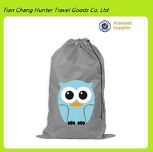 China wholesale Waterproof Cute Owl Laundry Bag