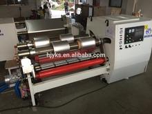 digital ribbon lanyard foil printing machine WITH DIE CUTTING CAPACITY