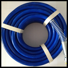 """Wire braid layer nylon tube 3/16"""" ~ 1/2"""" industrial rubber r8 hose from China manufactory"""