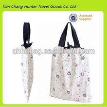 wholesale china made floral cotton handbag