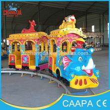 China Safari elephant amusement park electric train,Kiddie Park Equipment,Kiddie Park Equipment for sale