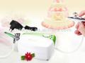 Aerógrafo para decoración de pasteles / aerógrafo para decorar pasteles