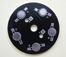 Manufacturer Color White aluminium Rigid LED PCB Fabrication