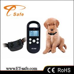 Electronic Training Clever dog pet neck collar wholesale dog collar training