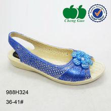 2014 women hot sale stylish wedge heels beautiful shoes sandals
