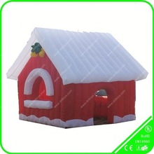 Customized Inflatable Christmas, air blown snowman