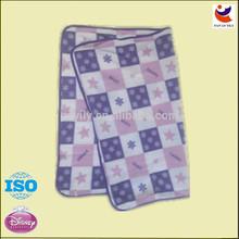hot sale new fashion single cashmere /wholesale fleece blankets