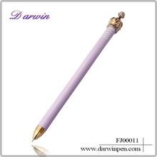 Advertising pen senior metal ball pen crown pen
