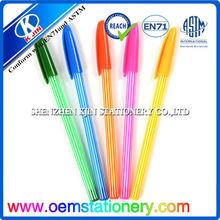 Shenzhen Plastic Promotional Cheap Ball Pens