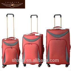 New women travel luggage bag/trolley luggage