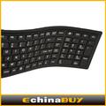 Venta al por mayor precio ordenador portátil teclado ergonómico, tecla de función del teclado de computadora