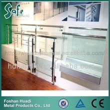 various designs stainless steel glass balustrade post