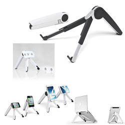 Aluminum anti-cervical spondylosis portable laptop tablet phone Holder