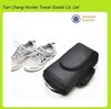 Reusable Customized Polyester Zipper Folding golf shoe bag