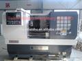 Hs-ck6166a máquina para hacer ruedas de coche / borde que hace la máquina / cnc torno