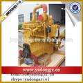 Canada chongqing cummins diesel motor industrial con cilindro 6 c280hp 142kw nt855-c280 para máquina de cummins motor diesel