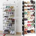 10 tier 30 pairs shoe rack designs wood
