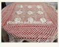 de lino blanco mantel de ganchillo diseños para manteles