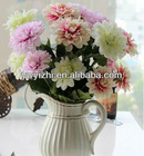 real touch dahlias for home decoration