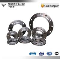 carbon steel p250gh companion welding neck flanges