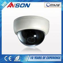 960p HD IR Dome plastic IP CCTV Camera wholesale mini pan tilt