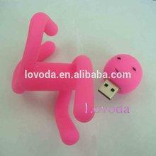 cute cartoon usb flash drives/1000gb usb flash drive/bitcoin asic usb miner with promo logo LFN-208