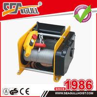ELECTRIC WINDLASS,fast line speed electric winch